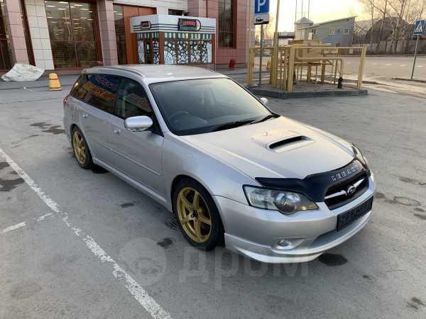 Subaru Legacy, 2004 год, 569 000 руб.
