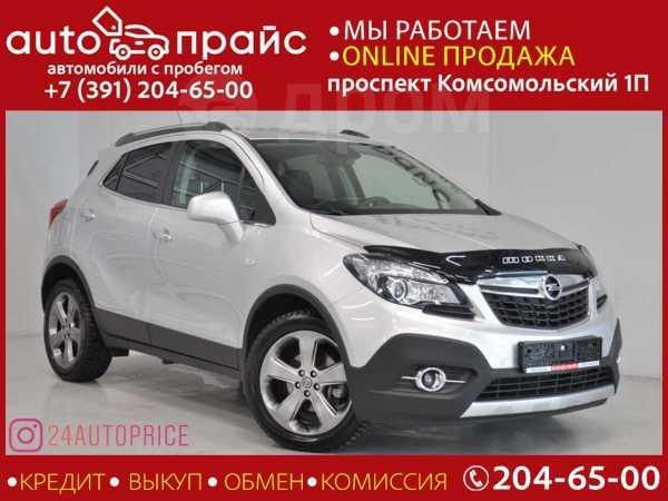 Opel Mokka, 2013 год, 785 000 руб.
