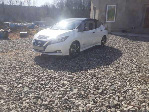 Nissan Leaf, 2018 год, 1 500 000 руб.