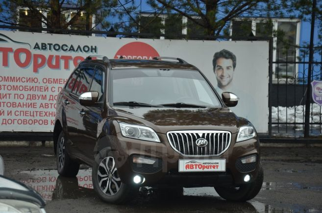 Lifan X60, 2015 год, 525 000 руб.