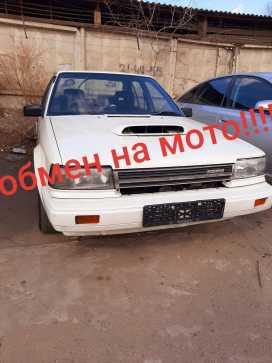 Чита Nissan Auster 1987
