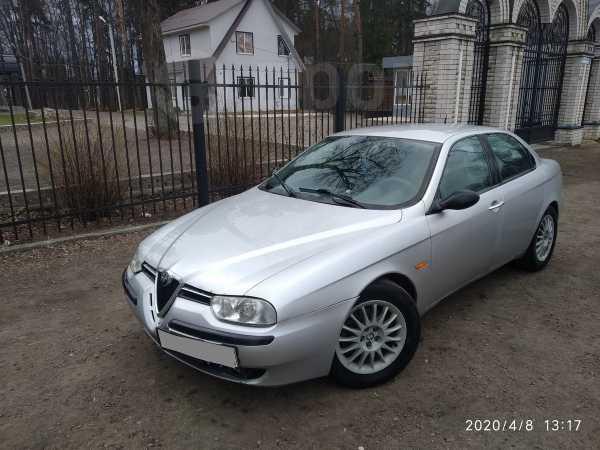 Alfa Romeo 156, 2000 год, 70 000 руб.