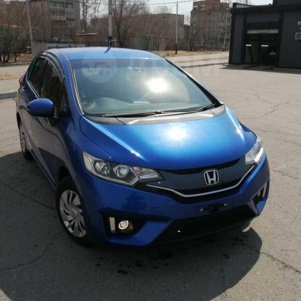 Honda Fit, 2015 год, 615 000 руб.