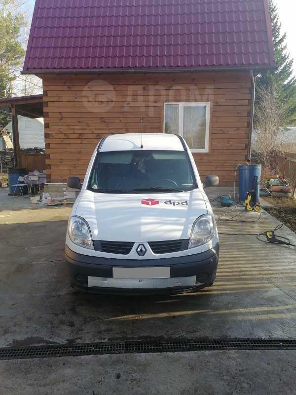 Renault Kangoo, 2008 год, 240 000 руб.