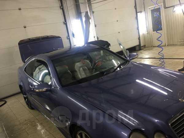 Mercedes-Benz CLK-Class, 2000 год, 170 000 руб.