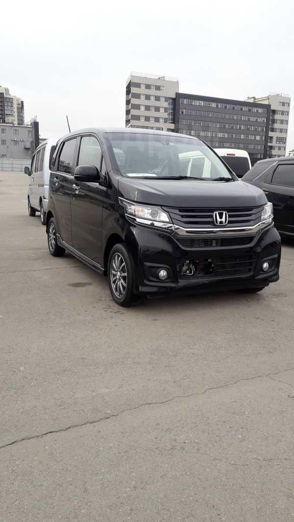 Honda N-WGN, 2015 год, 555 000 руб.