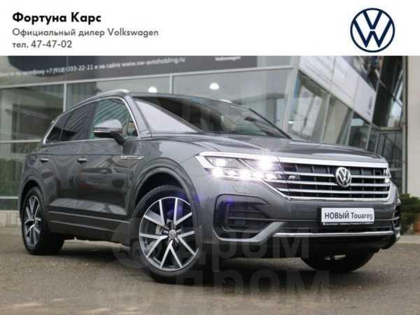 Volkswagen Touareg, 2020 год, 5 449 500 руб.