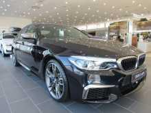 Новосибирск BMW 5-Series 2020