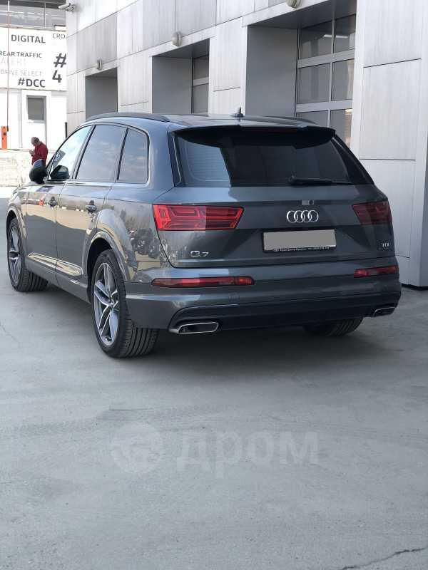 Audi Q7, 2018 год, 4 500 000 руб.
