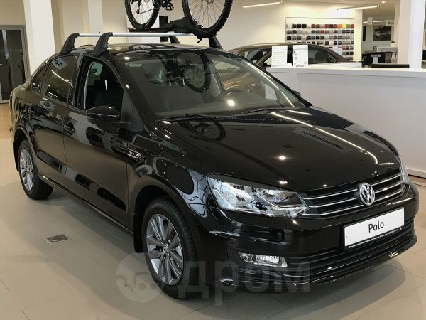 Volkswagen Polo, 2020 год, 1 029 665 руб.