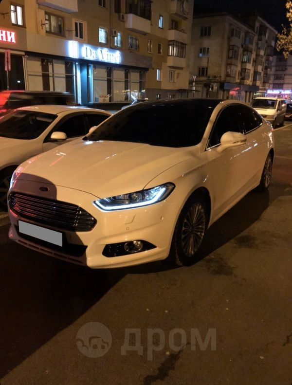 Ford Mondeo, 2015 год, 1 050 000 руб.