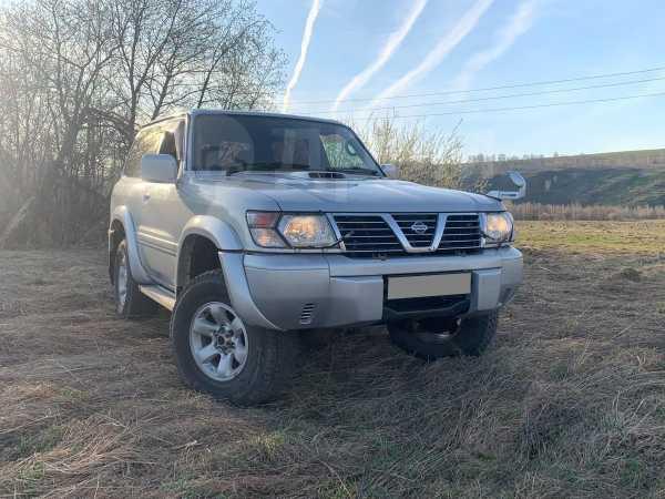 Nissan Safari, 1999 год, 849 000 руб.