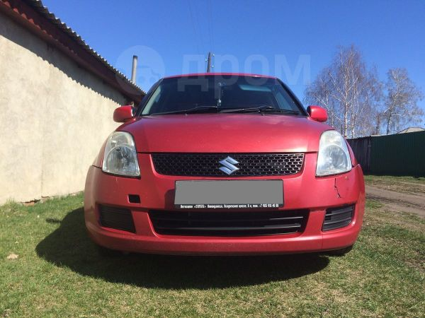 Suzuki Swift, 2010 год, 250 000 руб.
