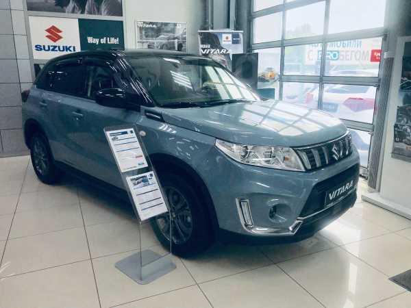 Suzuki Vitara, 2020 год, 1 859 990 руб.