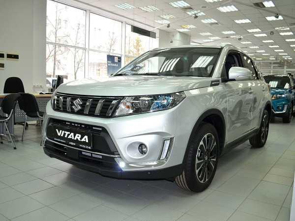 Suzuki Vitara, 2020 год, 1 565 990 руб.