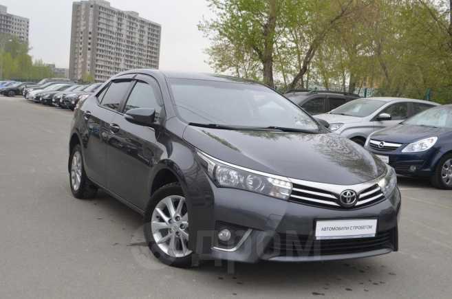 Toyota Corolla, 2015 год, 744 000 руб.