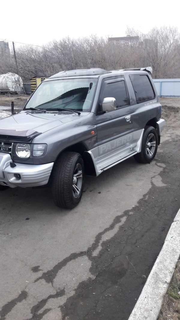 Mitsubishi Pajero, 1997 год, 425 000 руб.