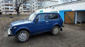 Нефтекамск 4x4 2121 Нива 2004