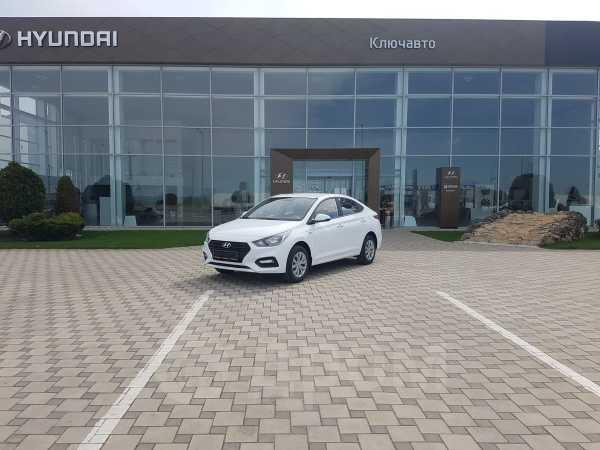 Hyundai Solaris, 2020 год, 805 000 руб.