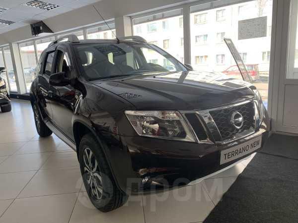 Nissan Terrano, 2020 год, 1 477 300 руб.