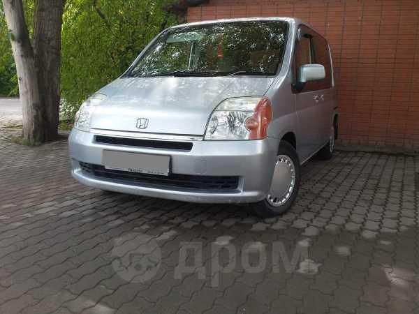 Honda Mobilio, 2002 год, 285 000 руб.
