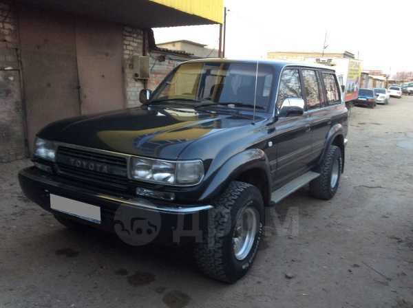Toyota Land Cruiser, 1992 год, 870 000 руб.