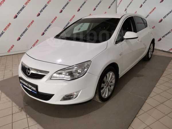Opel Astra, 2011 год, 457 000 руб.