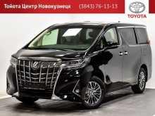 Новокузнецк Alphard 2019