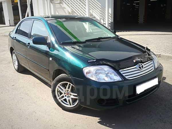 Toyota Corolla, 2004 год, 300 000 руб.