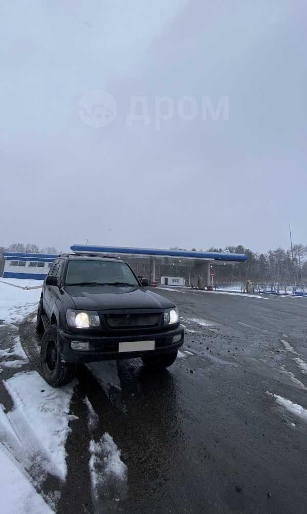 Toyota Land Cruiser, 2004 год, 1 215 000 руб.