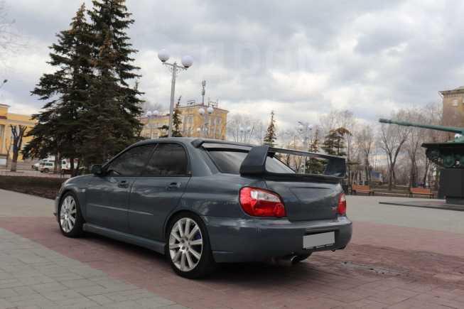 Subaru Impreza, 2002 год, 450 000 руб.