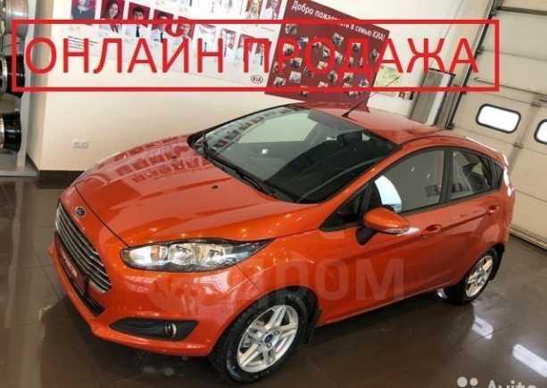 Ford Fiesta, 2016 год, 590 000 руб.