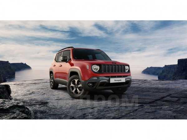 Jeep Renegade, 2019 год, 2 502 500 руб.