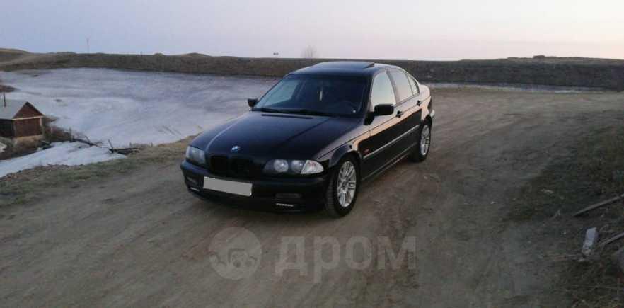 BMW 3-Series, 2000 год, 215 000 руб.