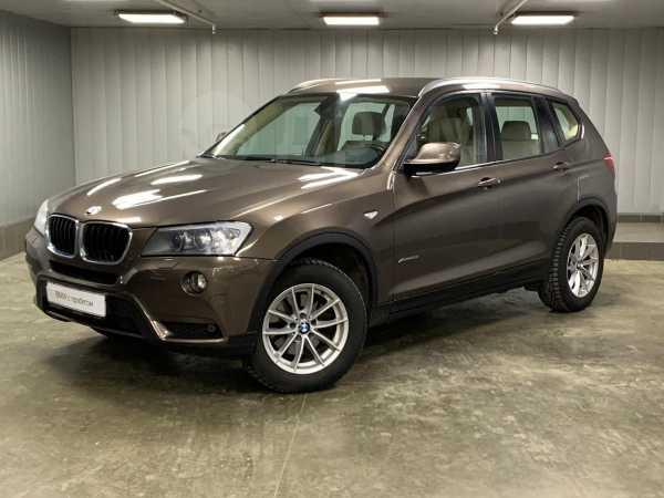BMW X3, 2012 год, 940 000 руб.
