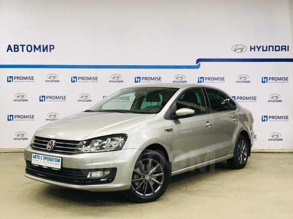 Volkswagen Polo, 2018 год, 645 000 руб.