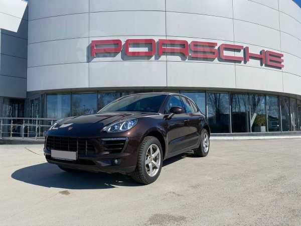 Porsche Macan, 2018 год, 3 500 000 руб.