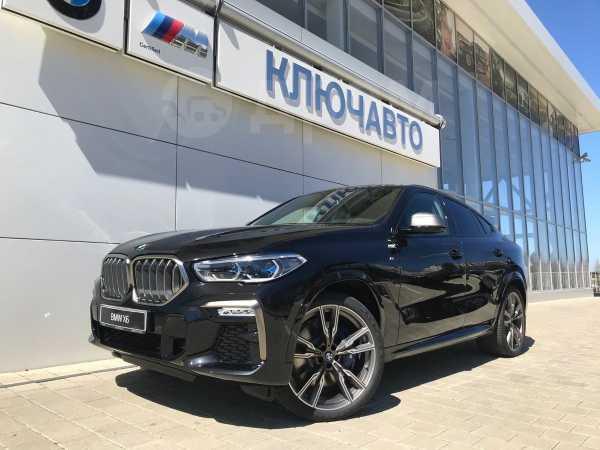 BMW X6, 2020 год, 9 372 012 руб.