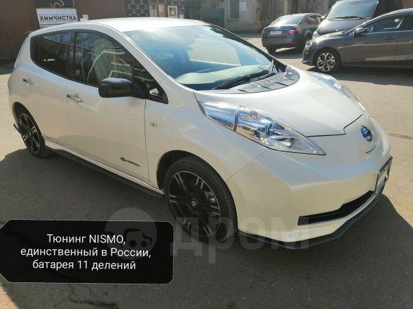 Nissan Leaf, 2015 год, 1 200 000 руб.