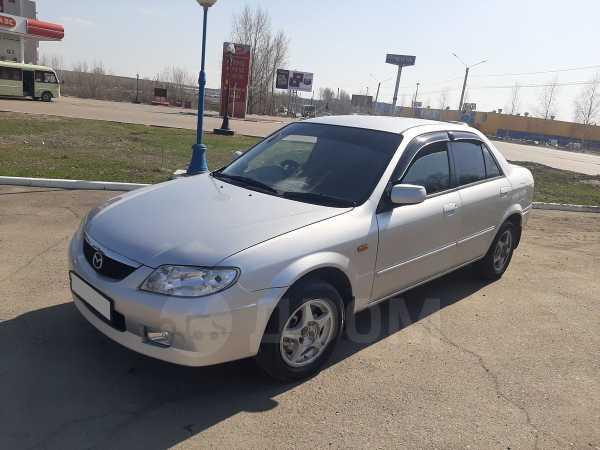 Mazda Familia, 2001 год, 250 000 руб.