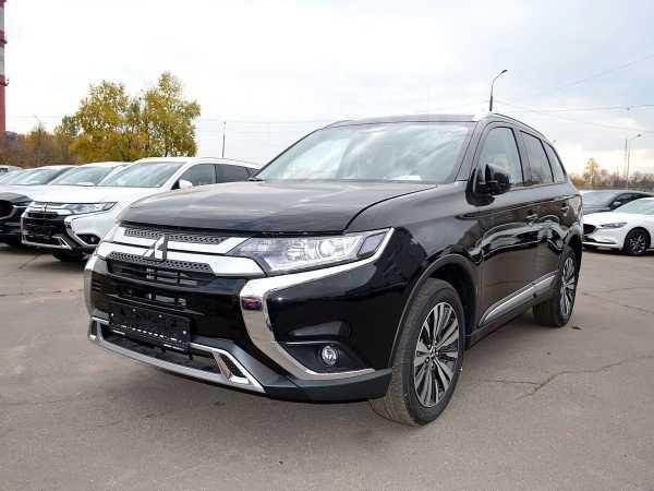 Mitsubishi Outlander, 2019 год, 1 956 000 руб.
