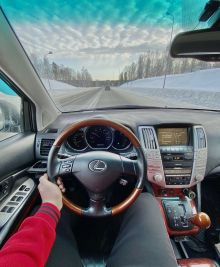 Барнаул Lexus RX330 2003