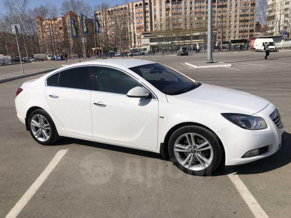 Opel Insignia, 2013 год, 675 000 руб.