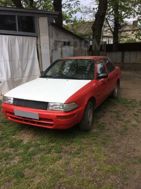 Toyota Carina II, 1989 год, 49 000 руб.