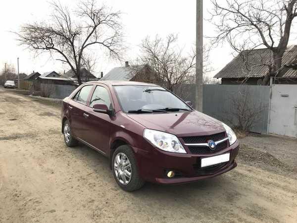 Geely MK, 2013 год, 205 000 руб.