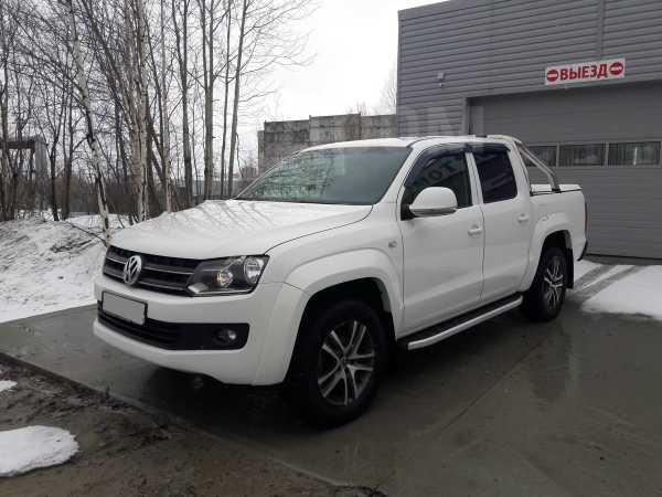 Volkswagen Amarok, 2013 год, 950 000 руб.