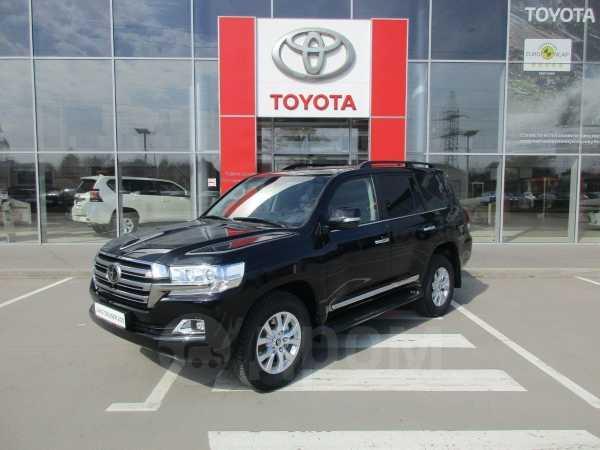 Toyota Land Cruiser, 2020 год, 5 899 000 руб.