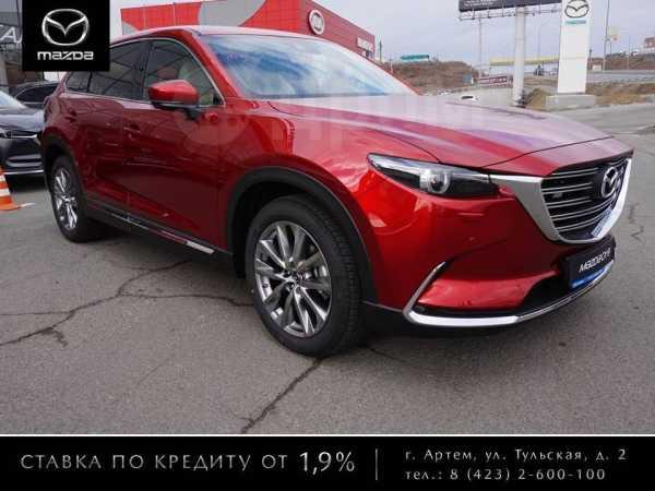 Mazda CX-9, 2019 год, 3 366 000 руб.