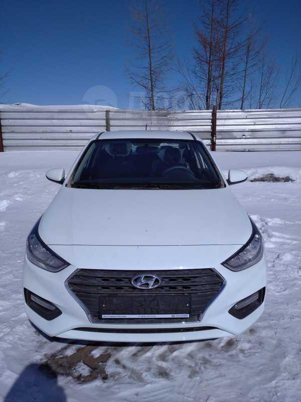 Hyundai Solaris, 2019 год, 999 000 руб.