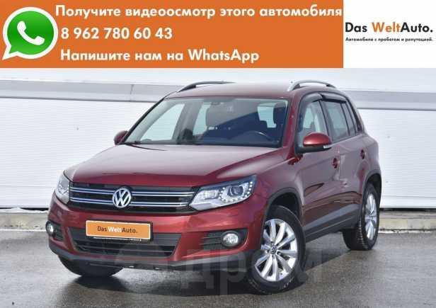 Volkswagen Tiguan, 2016 год, 1 173 000 руб.